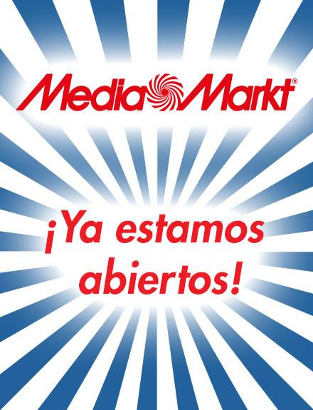¡Media Markt ya está aquí!